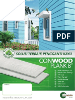 Conwood Plank