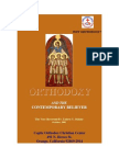 Tadros Yacoub Malaty - Orthodoxy and the Contemporary Believer