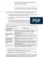 Microsoft Word - Requisitos Para Tramitar Divisas Para Estudios en El Exterior