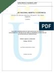 Actividad Analisis Comprensivo de Articulos Junio de 2014