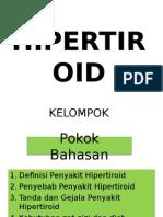 PPT Hipertiroid