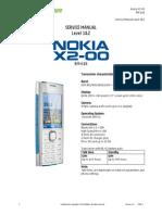 nokia x2 00 rm 618 service manual 1 2 v1 0 electrostatic discharge rh scribd com Nokia X2.00 Game Nokia X2-00 Back