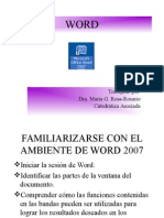 Taller Word 2007