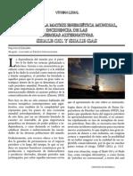 Análisis de La Matriz Energética Mundial