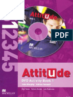 Attitude Activity Book 1 - Macmillan