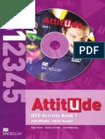 Attitude Activity Book 1 - Macmillan