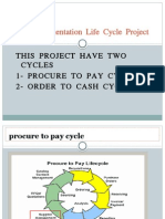 Full Implementation Life Cycle Project