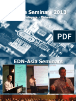 EDN-Asia Seminars 2013