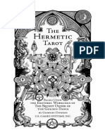 Booklets Rules Hermetic Booklet