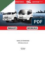 Manual Proprietario Caminhões JMC n601 n900