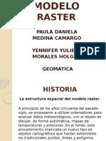 Expo Modelo Raster