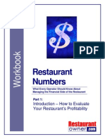 Restaurant Profit & Loss Guidelines