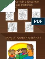 Slide de Contar Historia