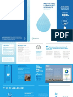 Sustainable Water Use for Organisations
