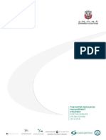 Executive Summary of the Water Resources Management Strategy for the Emirate of Abu Dhabi 2014 2018 Eng1