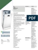 Dishwasher SN25L283EU Manual