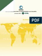 Bilancio Sociale ISCOS 2014