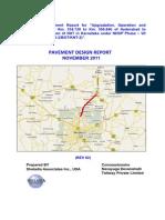 Pavement Design Report Rev2!15!11 2011