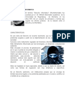 5. El Derecho Informatico