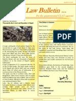 May Law Bulletin