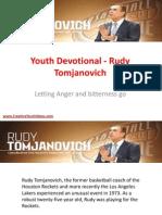 Youth Devotional - Rudy Tomjanovich
