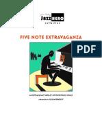 5 Note Extravaganza eBook