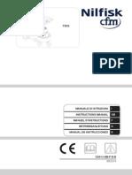 Manual Operaciones de aspiradora t30s