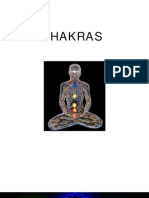 Original Illustration From the Chakra-Handbook by Shalila