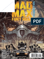 Mad Max Fury Road Exclusive Preview