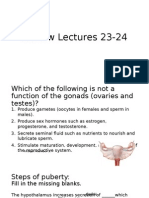 Review Questions 23-24