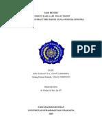 Case Report Fraktur Antebrachii