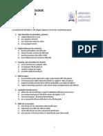 2014 Biologie Judeteana Clasa a Xiia Subiecte Barem