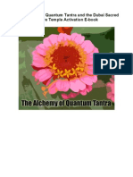 Alchemy of Quantum Tantra eBook