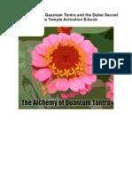 Alchemy of Quantum Tantra eBook