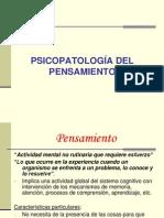 07 Trastornos Del Pensamiento PDF