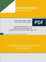 2. Organizacao Basica Computador Parte1 v1