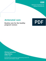 Antenatal Care - Routine Care for the Healthy Pregnant Women [2003].PDF
