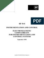 RP30-8, Electromagnetic Comp f Inst & CS