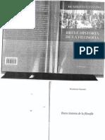 Giannini, H - Breve historia de la filosofía I