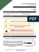 Led Rgb Installation Manual
