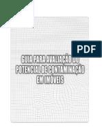 Guia para avaliação do potencial de contaminação em imóveis  - CETESB
