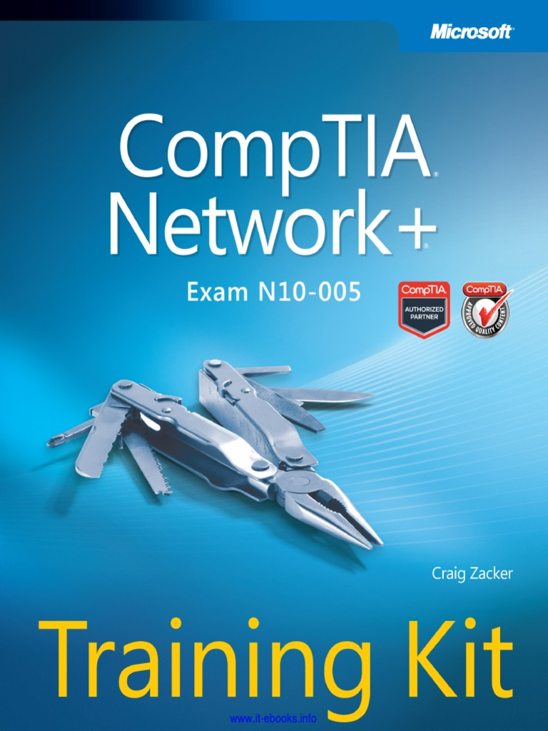 CompTIA Network+ Training Kit | Osi Model | Computer Network