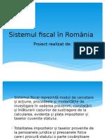 Sistemul Fiscal În România