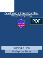 writing your campaign plan- rvi