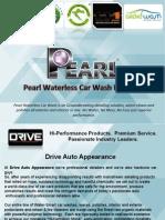 Pearl Waterless Car Wash Around the Globe