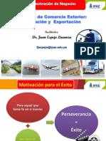 10. Análisis de Mercado Exportación U4 - S10