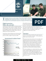 Flight Instruction Safety an in-Depth Look at Instructional Accidents