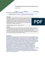 Dermatitis de Contacto Producida Por Alginato Dental