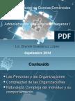 presentacinlaspersonasylasorganizaciones-140915111721-phpapp02
