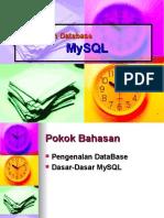 Materi MySQL 1